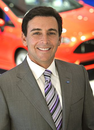 Mark Fields<br />(President & CEO, Ford Motor Company)