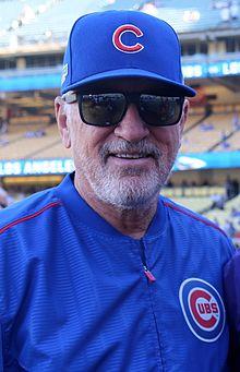 Joe Maddon<br />(MLB Manager)