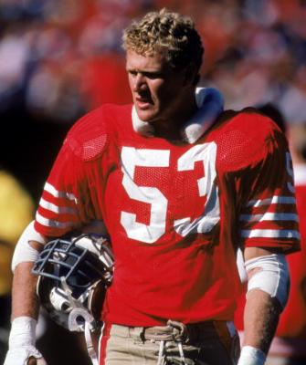 Milt McColl<br />(2x Superbowl Linebacker)