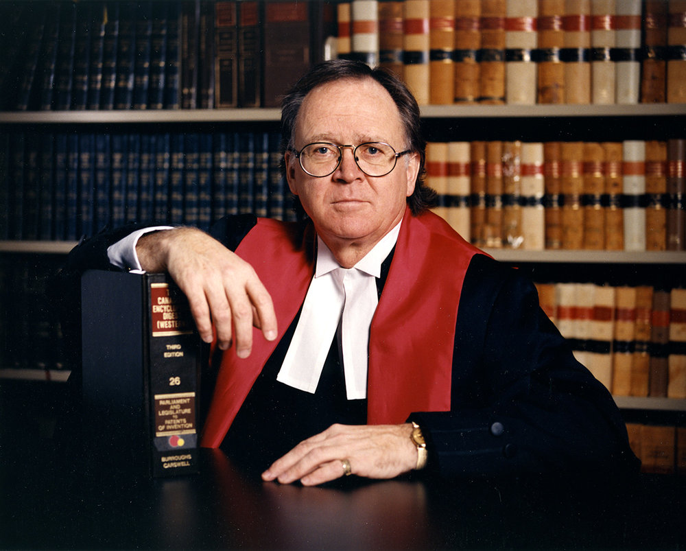 Hon. Allan H.J. Wachowich<br />(Chief Justice, Court of Queen's Bench of Alberta)