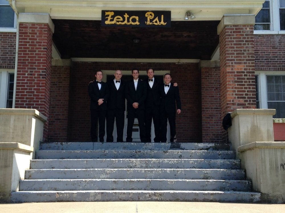 Brotherhood   The #1 strength of the Pi chapter and the 50+ chapters of Zeta Psi world-wide.   Become a Zete