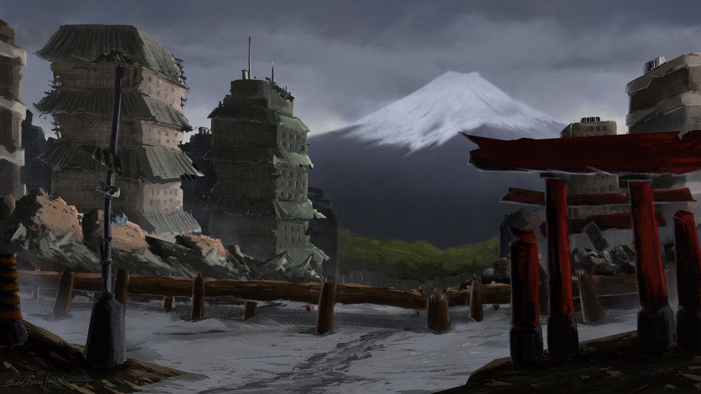 Post-Apocalyptic Asia