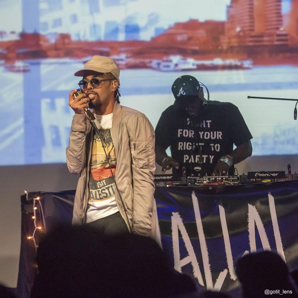 Jallal Abdul on Stage.jpg