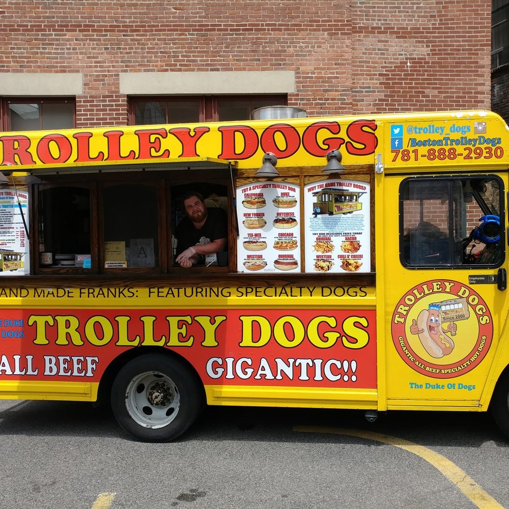 Trolley Dogs