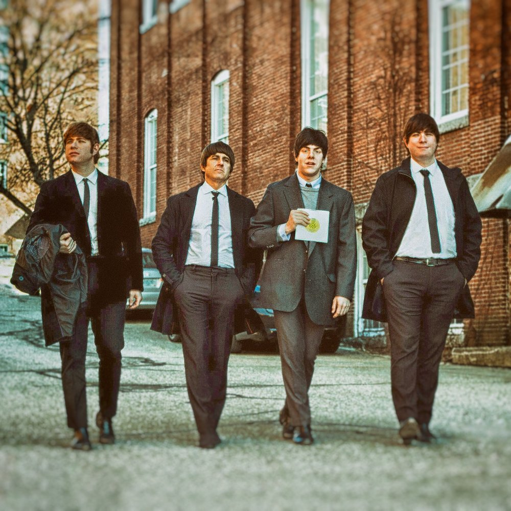 Studio Two (Beatles tribute), Sunday at 2pm