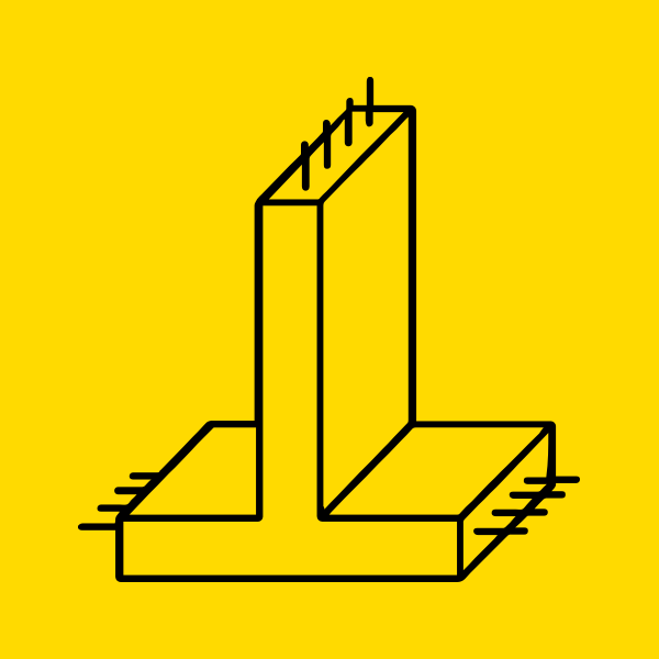 SEM MANCHAS E RESÍDUOS - BLOKFORMA é um desmoldante que não mancha a superfície do concreto aparente e também não deixa resíduo