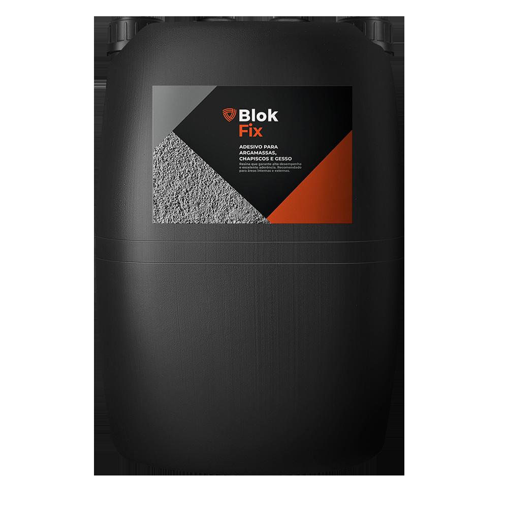 BlokFix | Aditivo adesivo para chapisco - Chapiscos mais resistentes na sua obra.