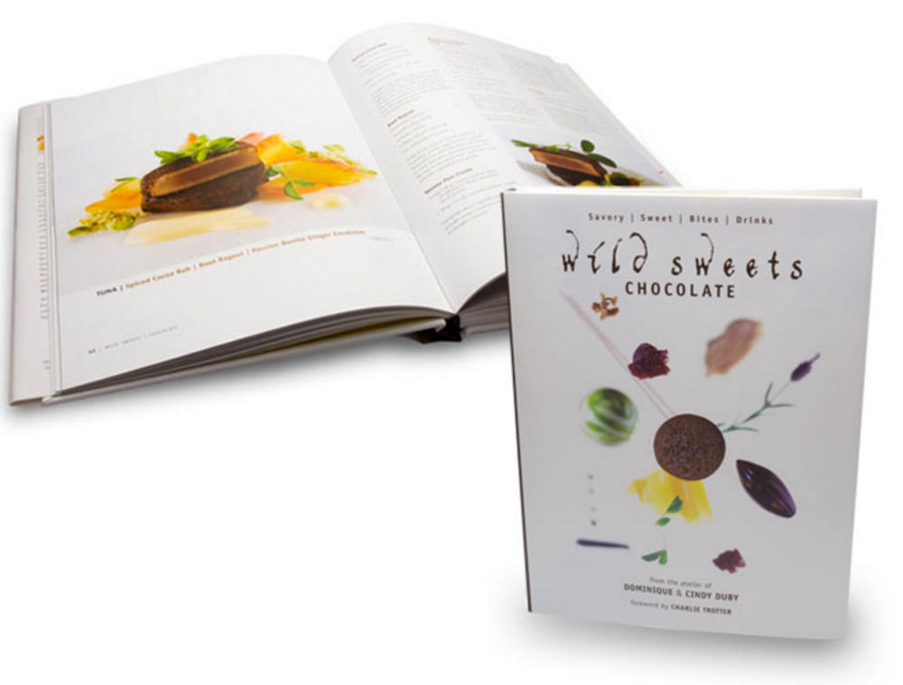 Wild Sweets Chocolate Cookbook