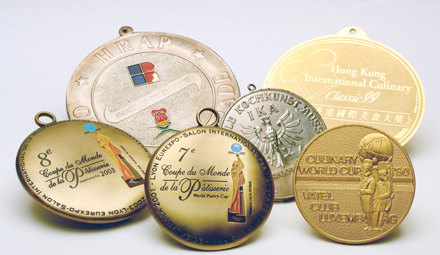 Wild Sweets International Medals