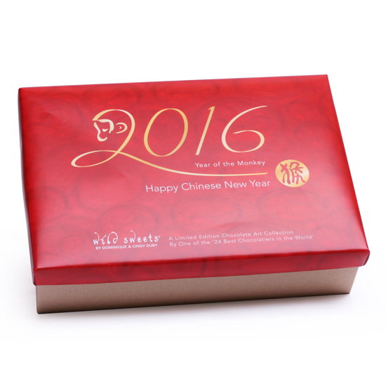 2016 Lunar New Year Chocolate Gift Set