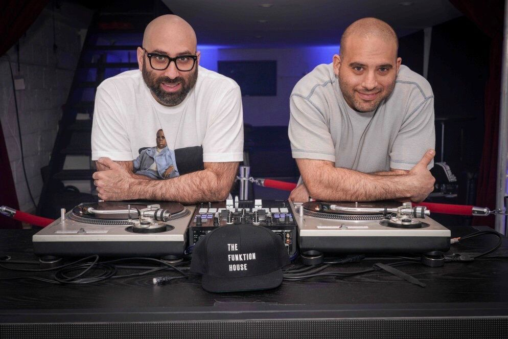 Acclaimed DJ's, Anthony Vitale and Michael Gentile, know the work that goes into it and are on a mission to keep the art of DJing alive! Born and raised in Brooklyn, NY, Vitale and Gentile were passionate about DJing and found their career path at a young age. At just 12 years old, Vitale was quickly introduced into the party scene, spinning at night clubs across New York. He continued to grow and with more and more popularity he started spinning across the globe at some of the hottest spots. Meanwhile, his soon-to-be counterpart, Gentile was 14, starting his career in the nightlife scene that would bring him to start a private events company. After years of DJing, Vitale and Gentile decided to combine their skills and opened THE  FUNKTION HOUSE . The two took a warehouse space in Brooklyn and created a studio where DJ's stories would be told while providing inspiration and advice.     What was / is the general idea behind FUNKTION HOUSE and how did you come up with it?   The Funktion House is a broadcasting studio that was created to promote the art and culture of DJing. The DJing culture has transformed over the last 10 years because of technology advancements and the art form has taken a back seat to the social media craze. The Funktion House is an outlet where DJs can express themselves musically and not be judged. In addition to expression, it gives the artist a chance to tell back their story and inspirations within the culture. Many DJ's that made a huge impact within the DJ world have gone unnoticed because social media didn't exist when they were making their mark.  The FUNKTION HOUSE opened 3 years ago, in 2015. Has the FUNKTION HOUSE and the concept behind it changed within those 3 years?  When The Funktion House opened back in 2015 it was for the sole purpose of being a studio for our DJ Entertainment business. As we started putting it together the idea of producing a DJ show was ignited out of a conversation. 3 years later, we have produced over 110 epi