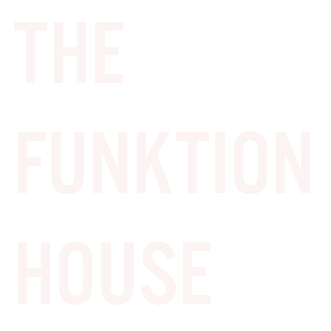 THE FUNKTION HOUSE