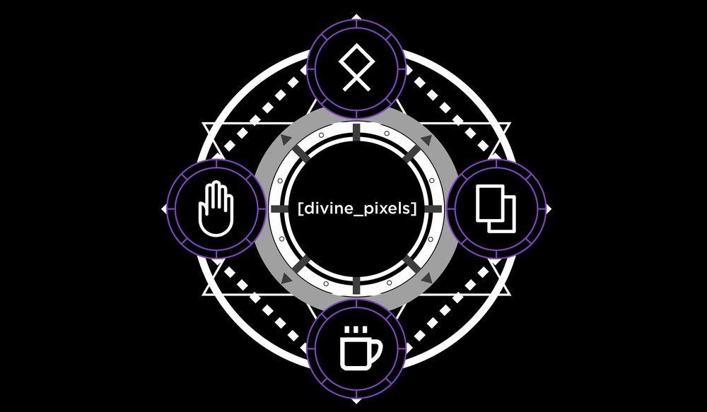 [divine_pixels] - experience design