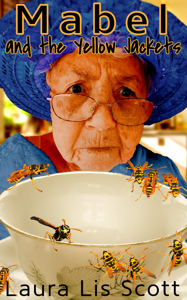 """""""Mabel and the Yellow Jackets,"""" by Laura Lis Scott."""