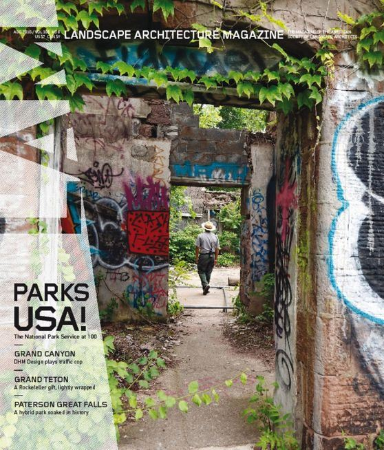 superjacent interviewed in landscape architecture magazine superjacent