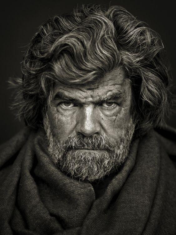 Reinhold             Messner -