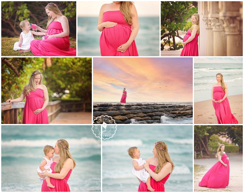 Beach Maternity Session Boca Raton FL. Maternity Photography. Boca Raton Newborn Photographer, Coral Springs, Delray, Parkland, Boynton Beach, Wellington Newborn Photographer.
