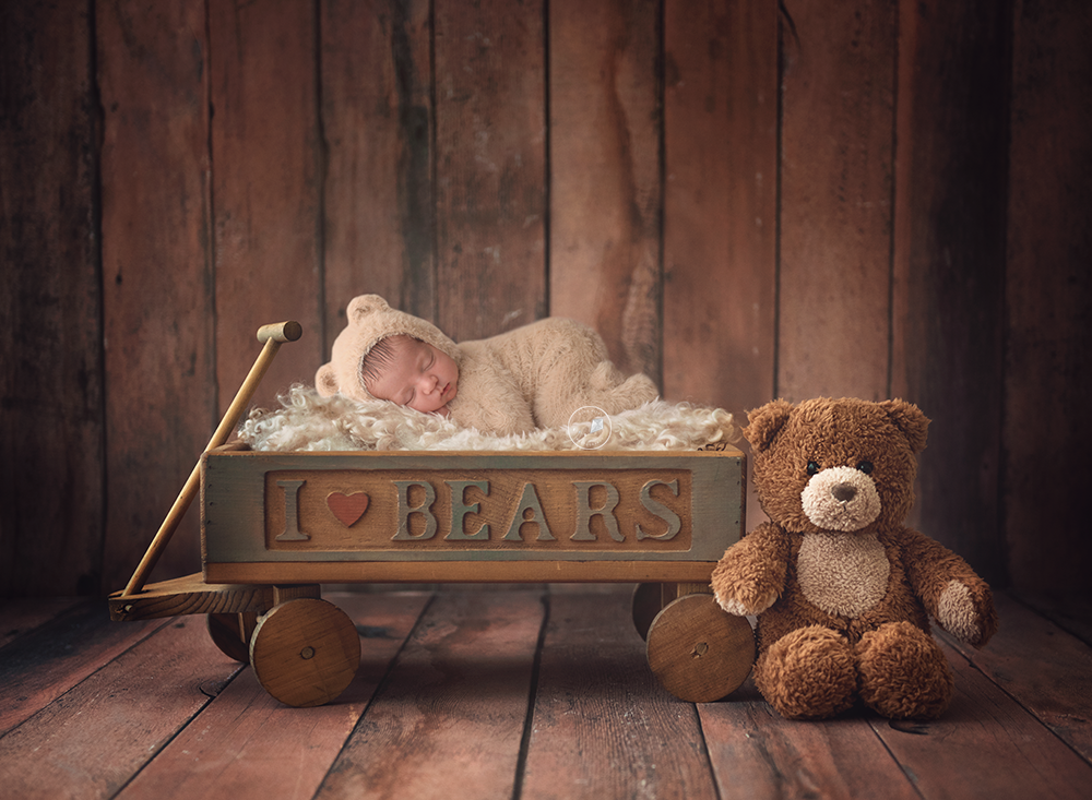 Parkland newborn photographer
