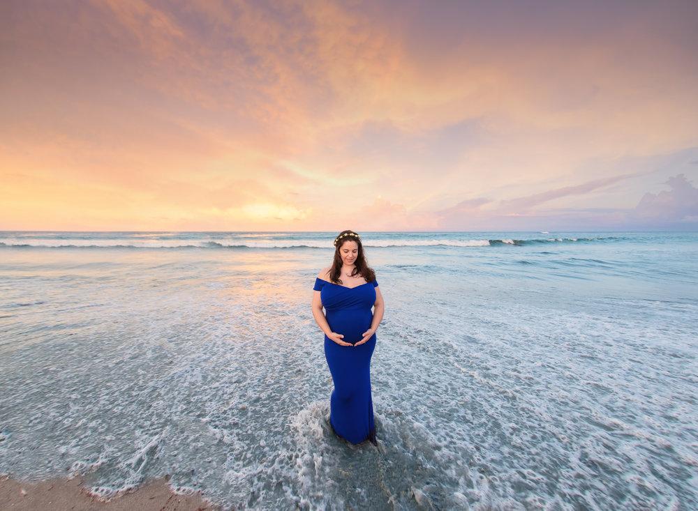 Lake Worth maternity photographer