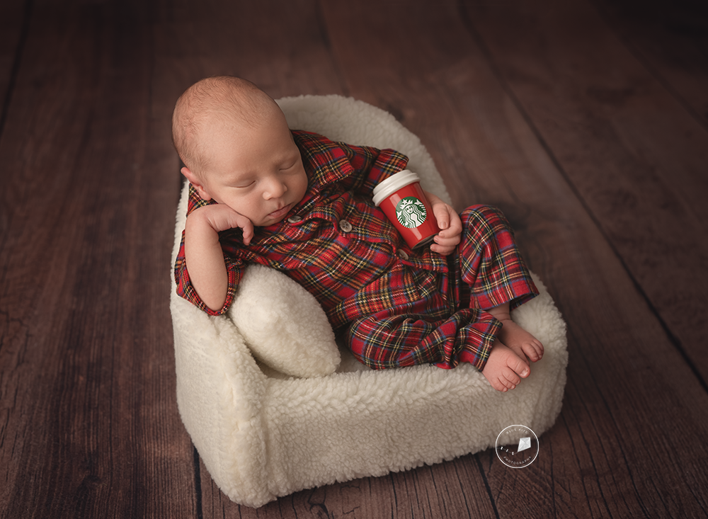 Parkland newborn photographer