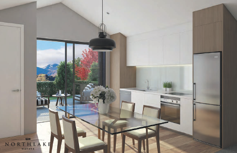Aspiring Kitchen Render by Northlake