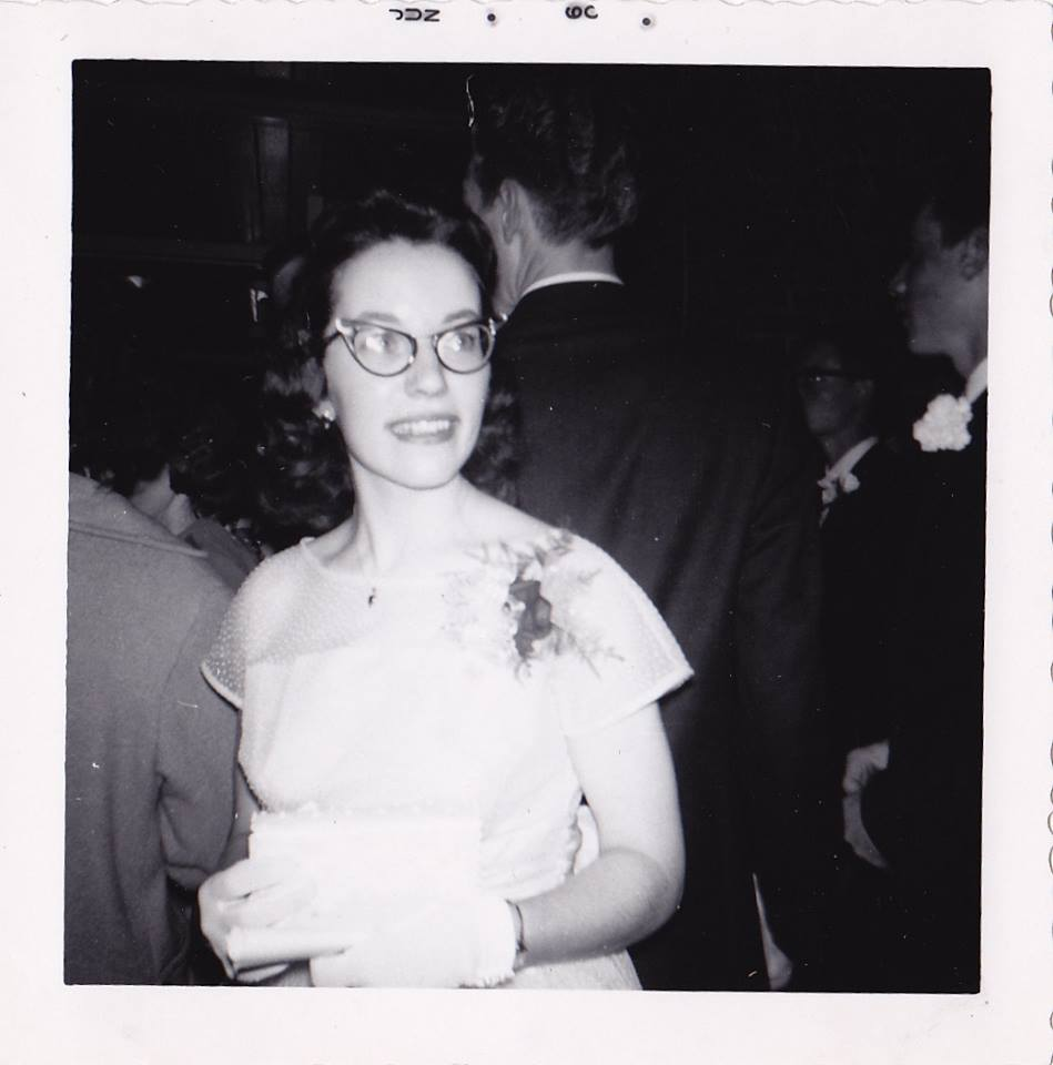 Doreen Larson, 1960