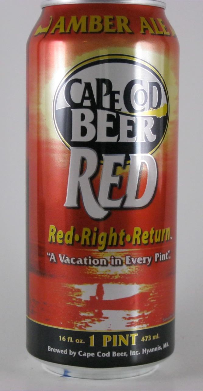 Cape Cod - Red