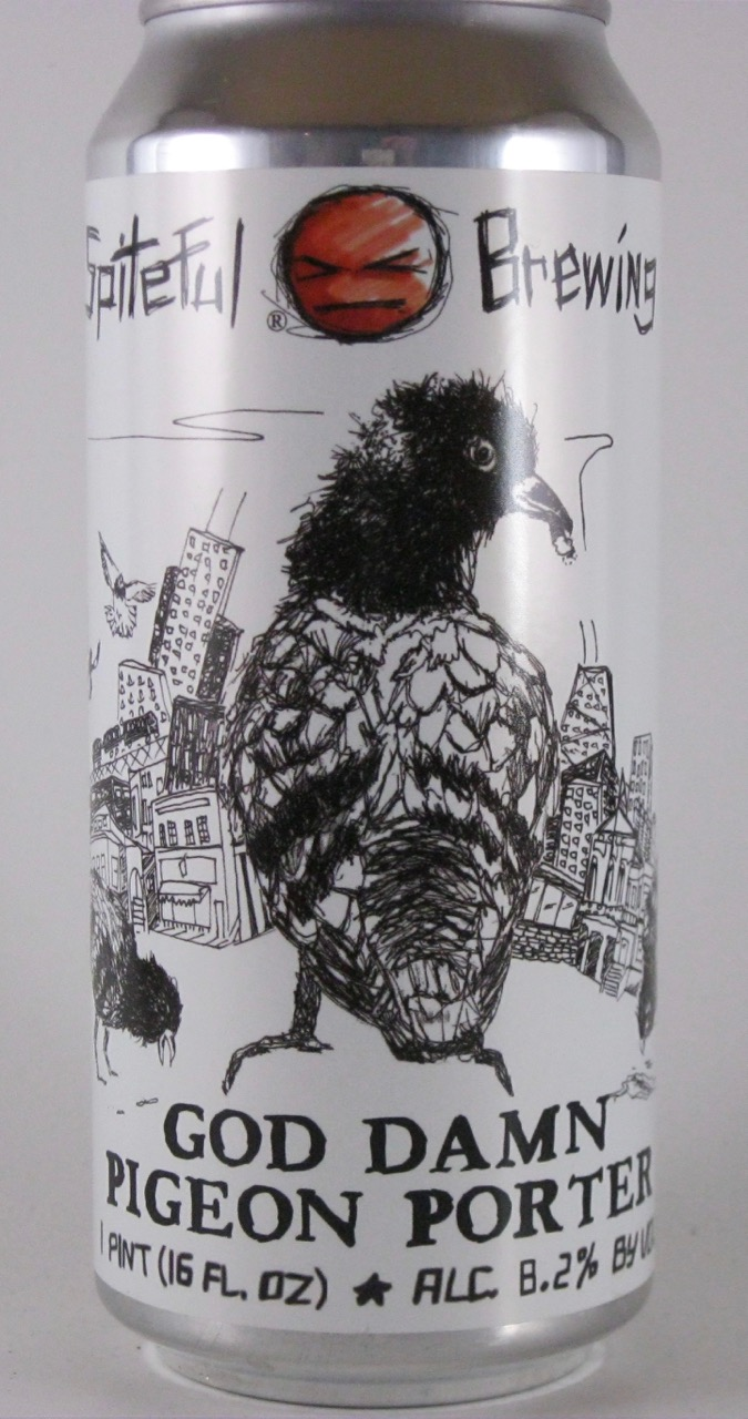 Spiteful - Damn Pigeon Porter