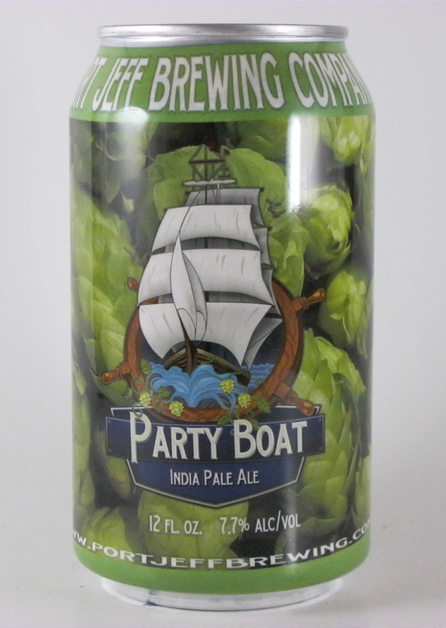 Port Jeff - Party Boat