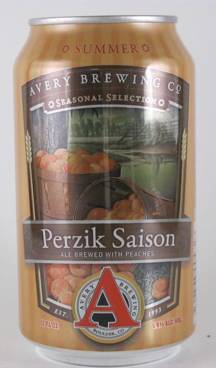 Avery - Perzik Saison