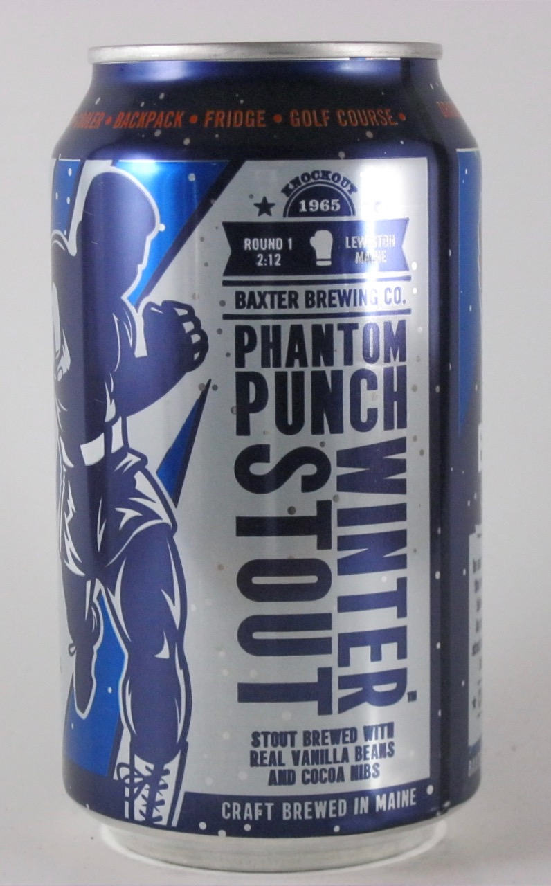 Baxter - Phantom Punch