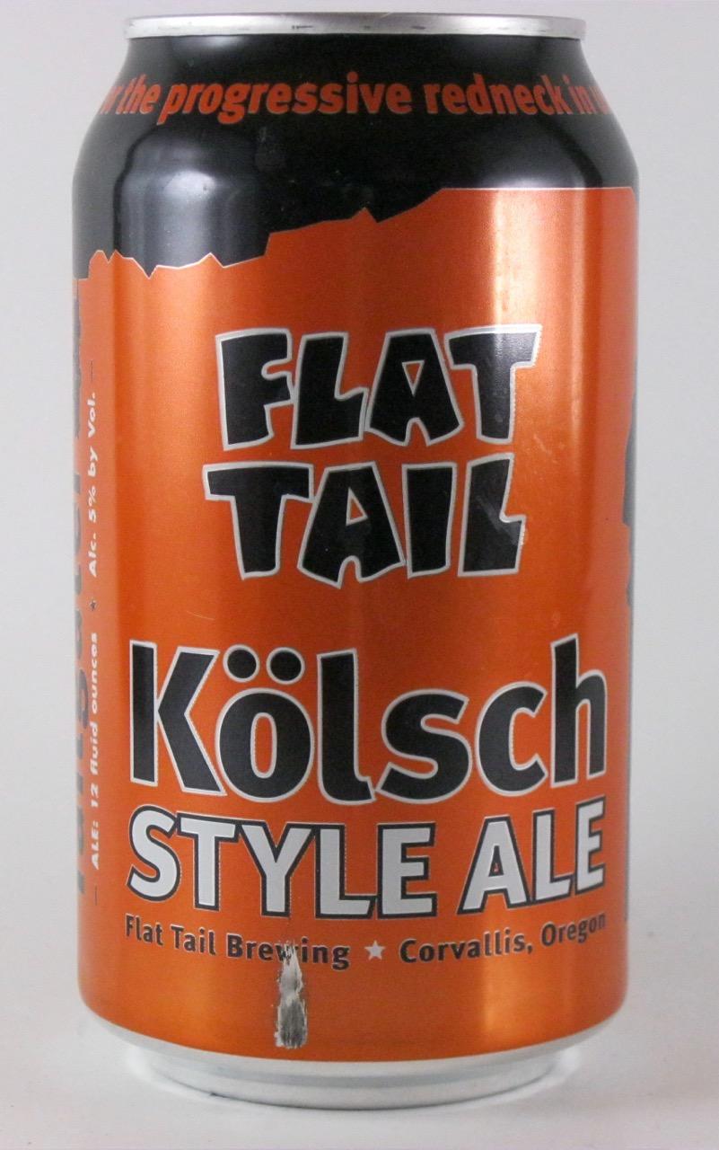 Flat Tail - Kölsch Style Ale
