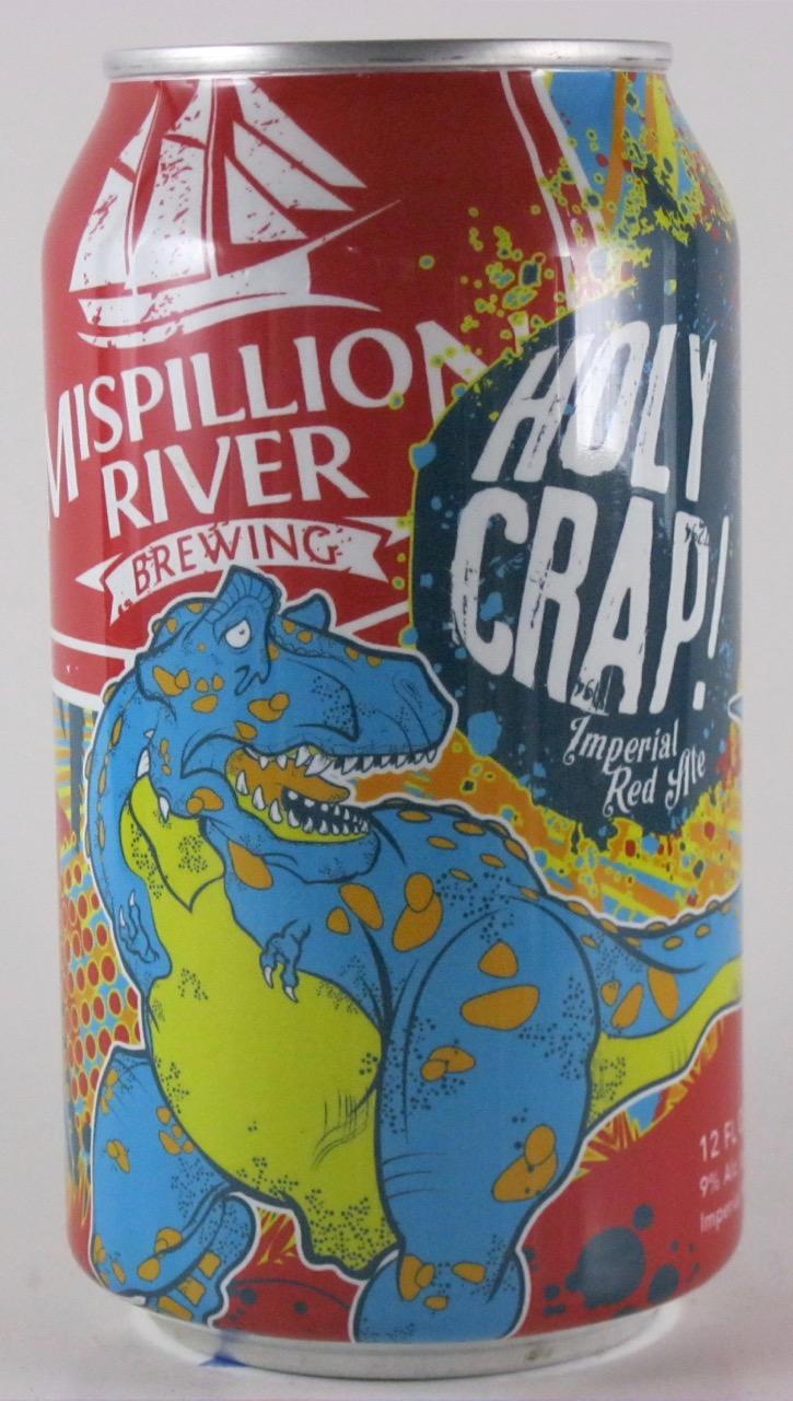 Mispillion River - Holy Crap!