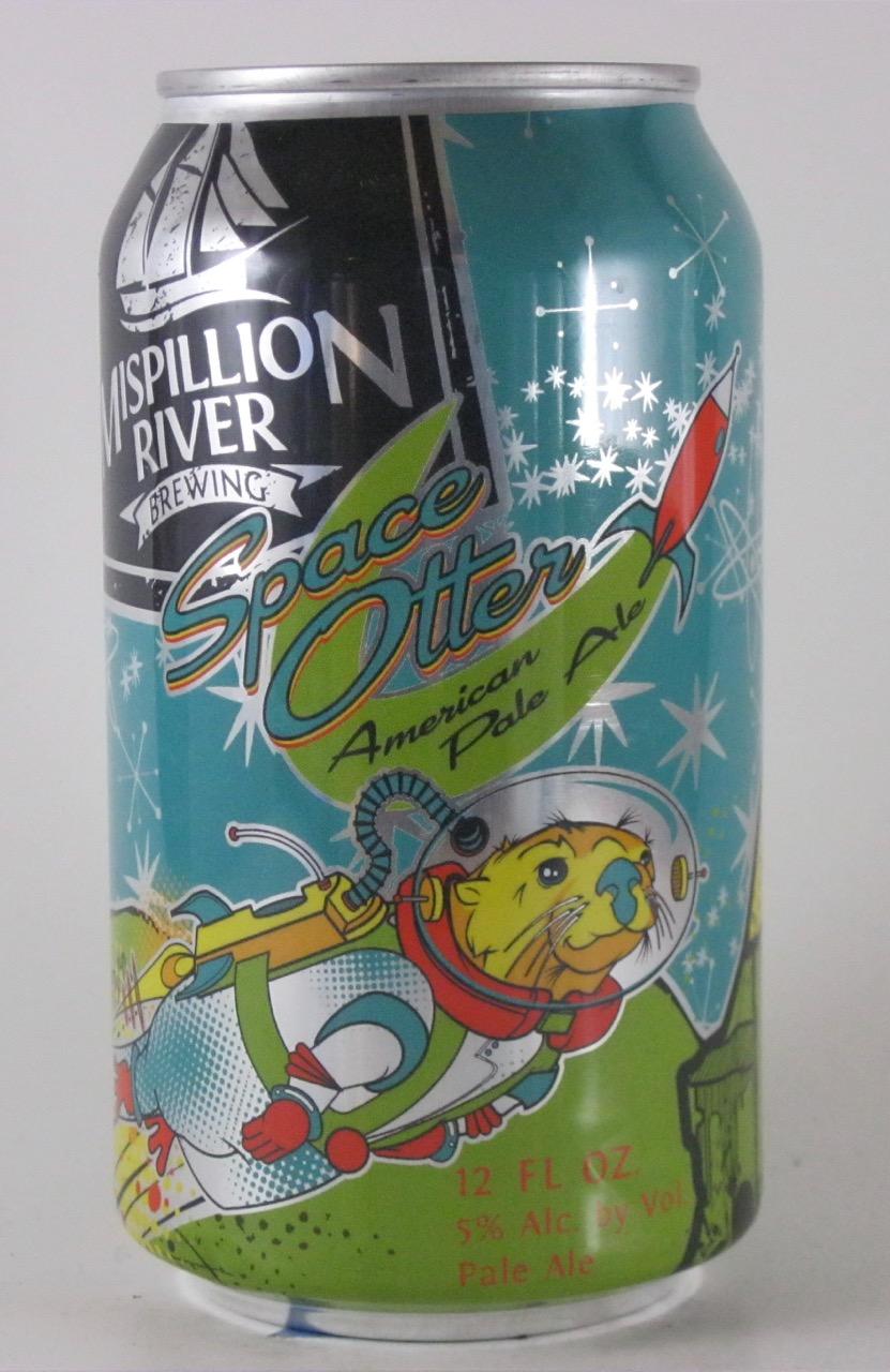 Mispillion River - Space otter
