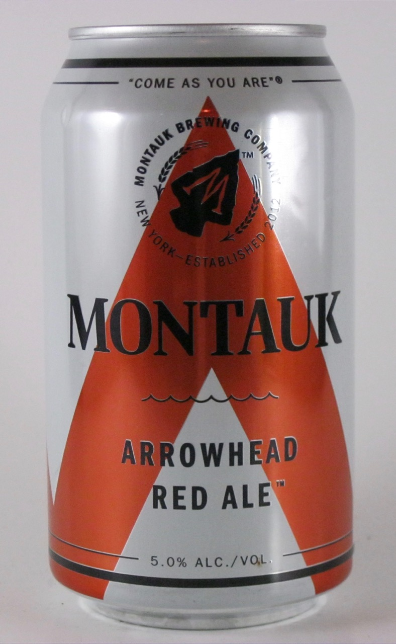 Montauk - Arrowhead Red Ale