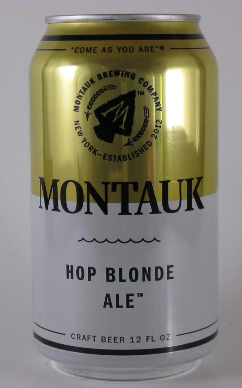 Montauk - Hop Blonde Ale