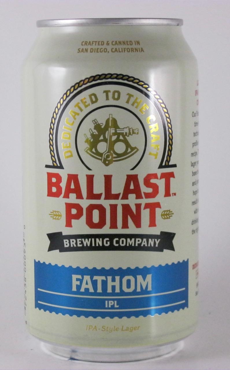 Ballast Point - Fathom IPL