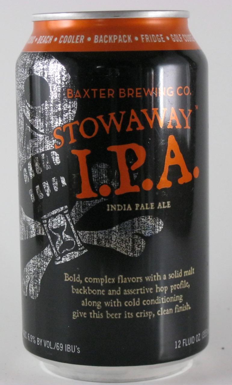 Baxter - Stowaway IPA
