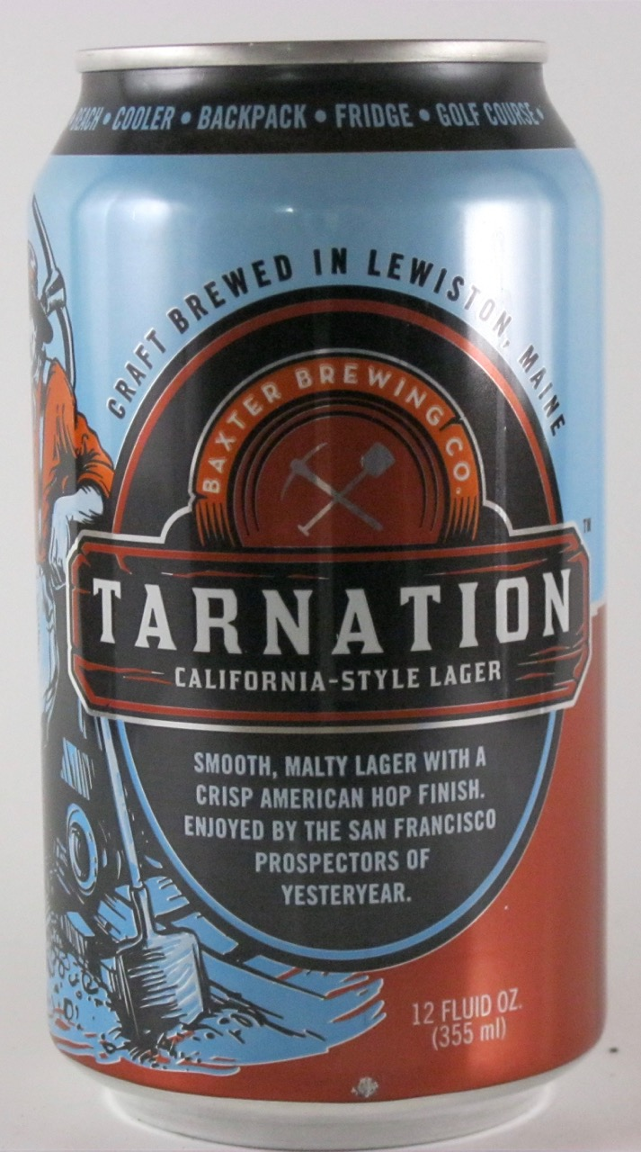Baxter - Tarnation
