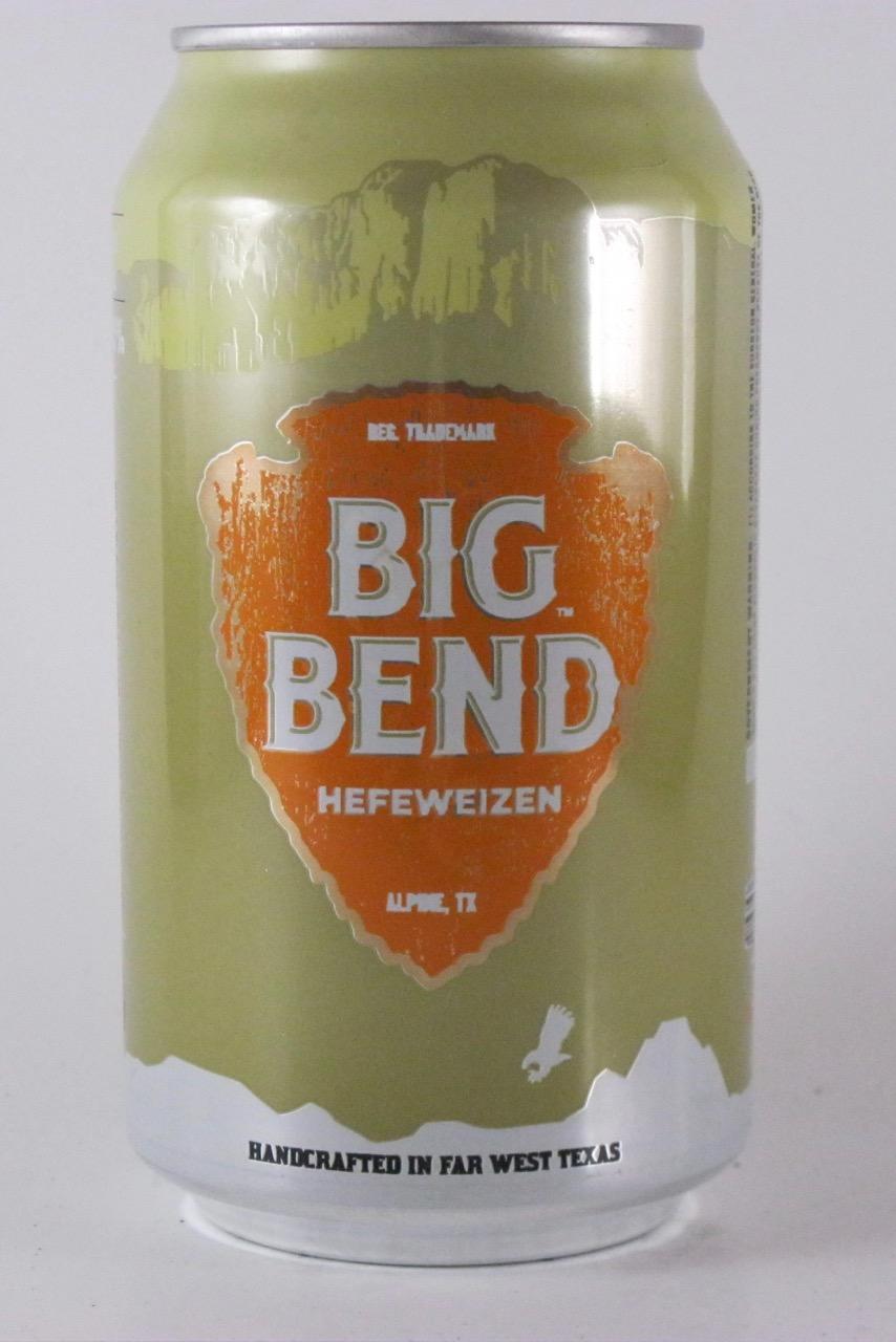 Big Bend - Hefeweizen
