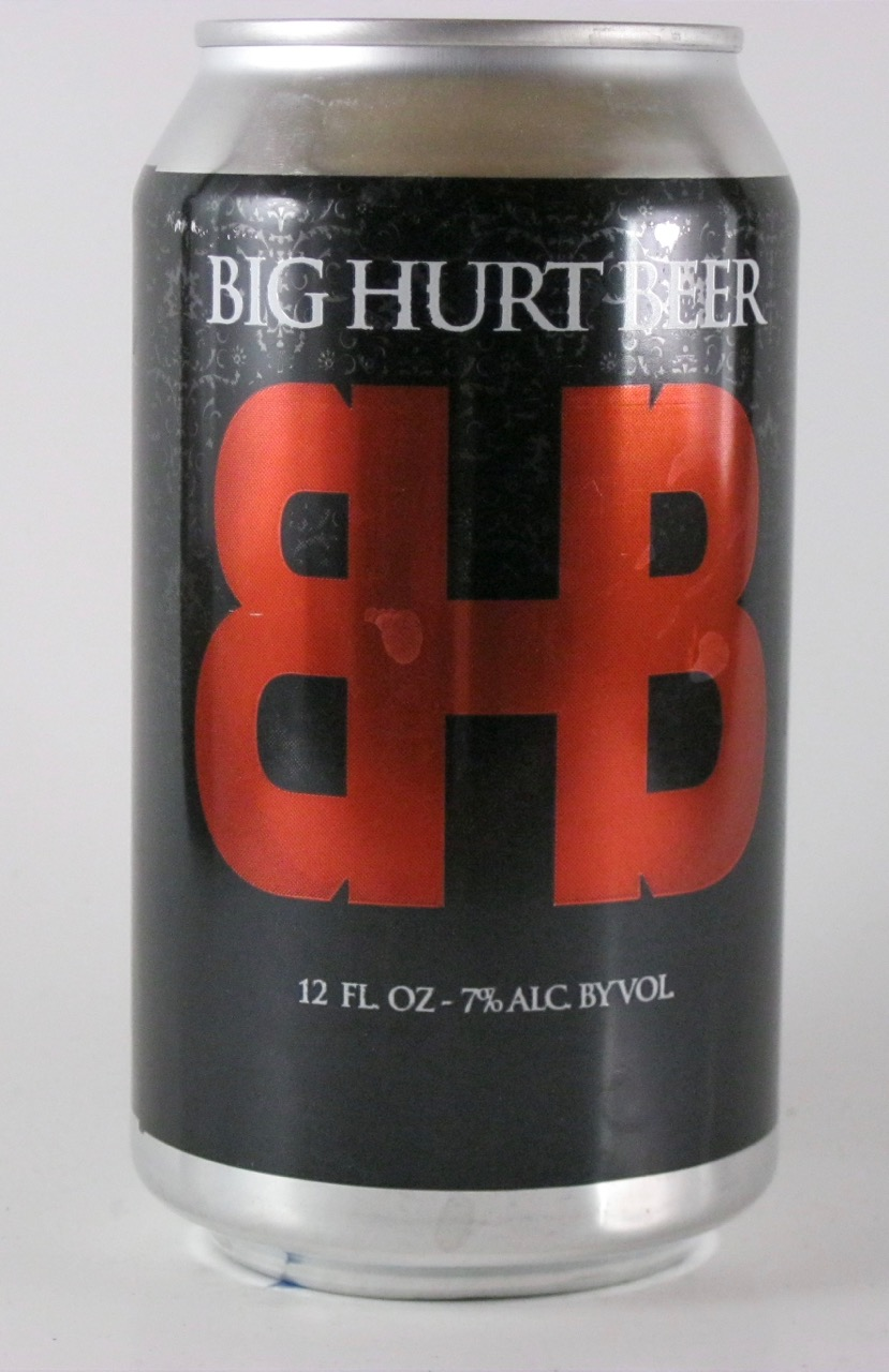 Big Hurt - Big Hurt Beer