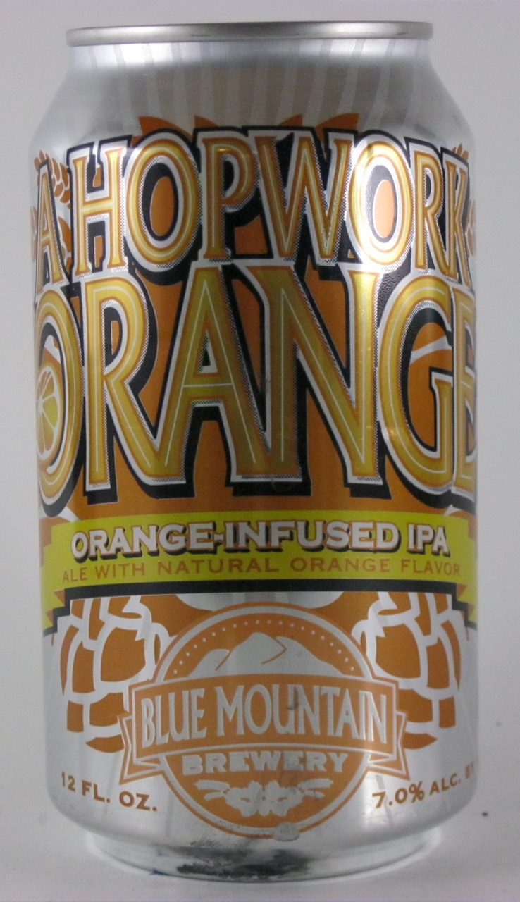 Blue Mountain - Hopwork Orange