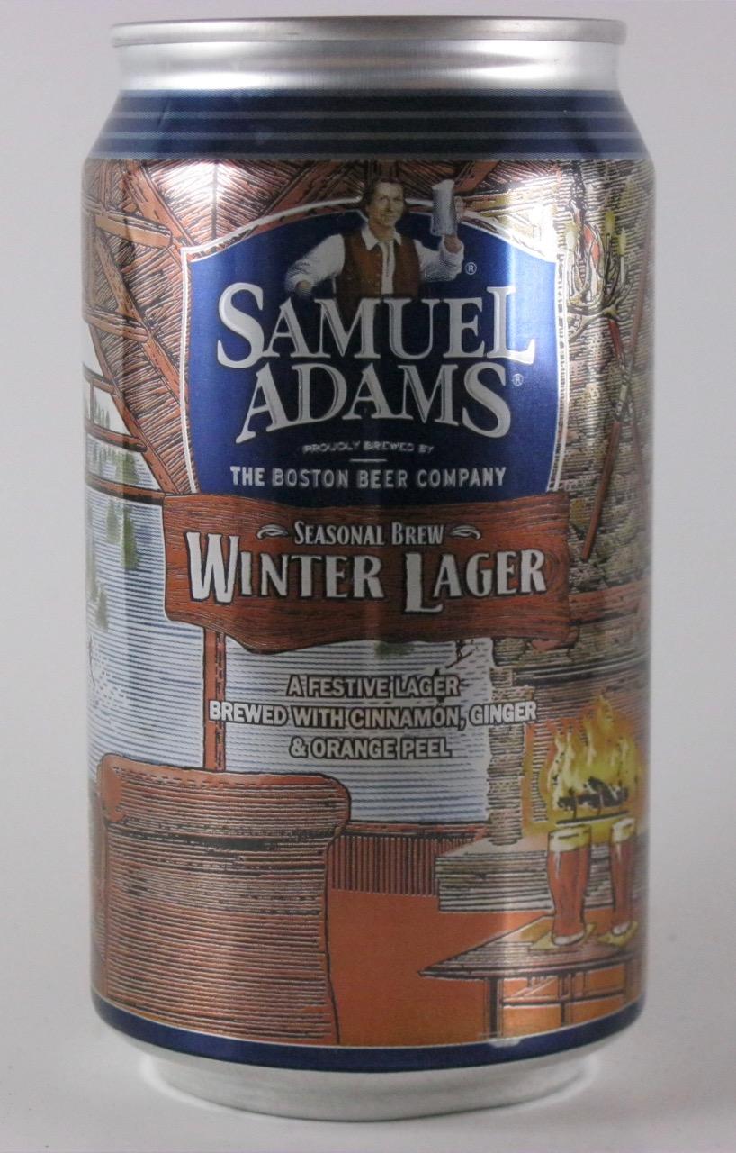 Boston Beer - Samuel Adams Winter Lager