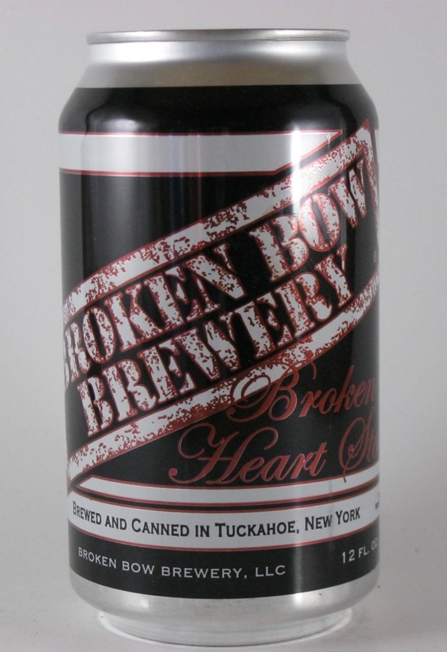 Broken Bow - Broken Heart Ale
