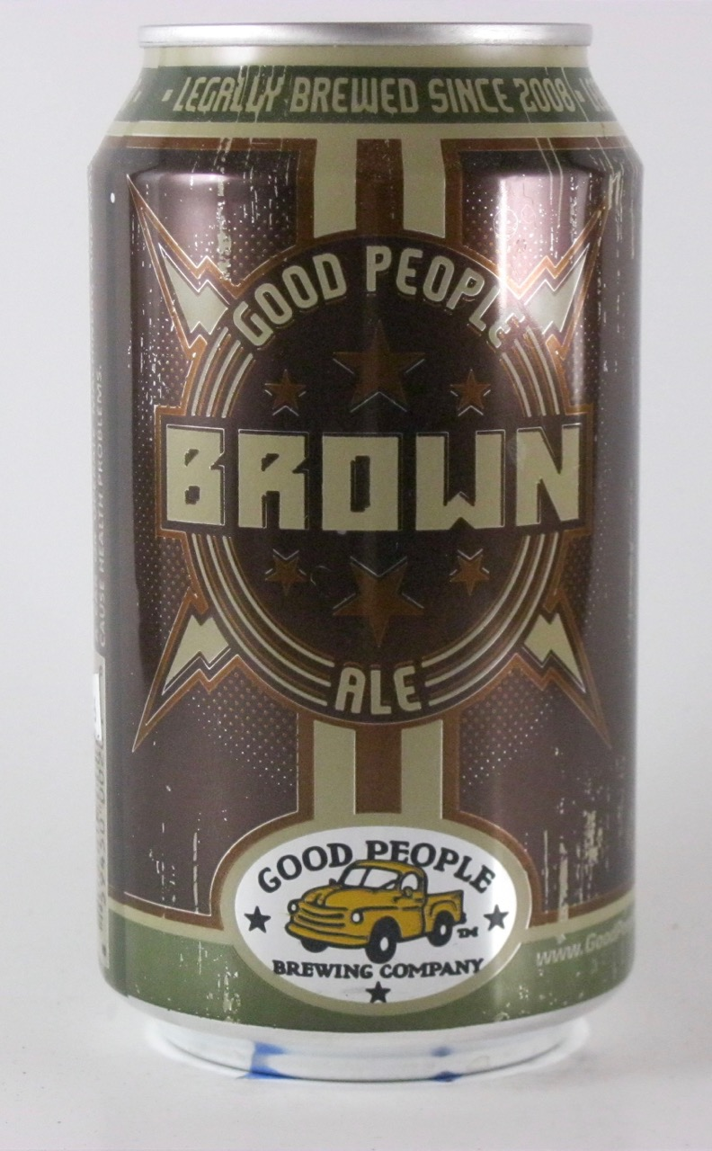 Good People - Brown Ale