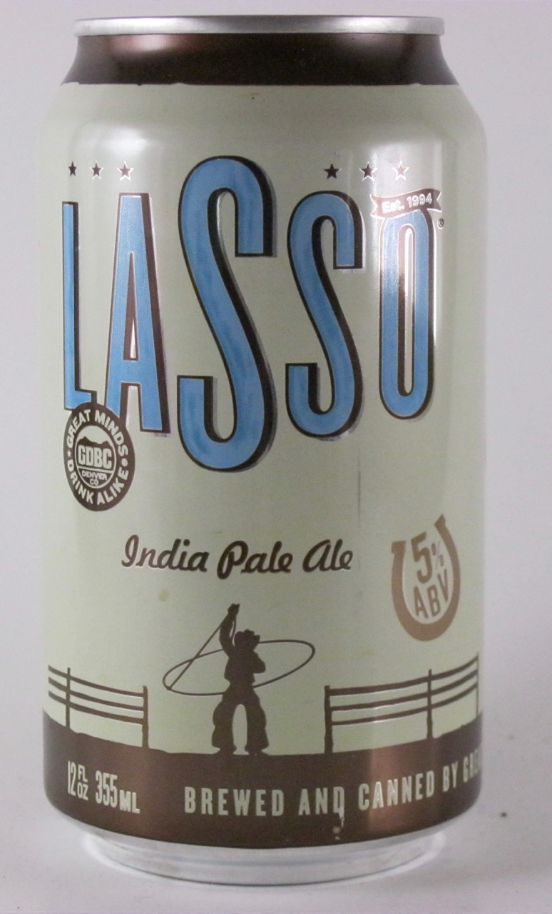 Great Divide - Lasso IPA