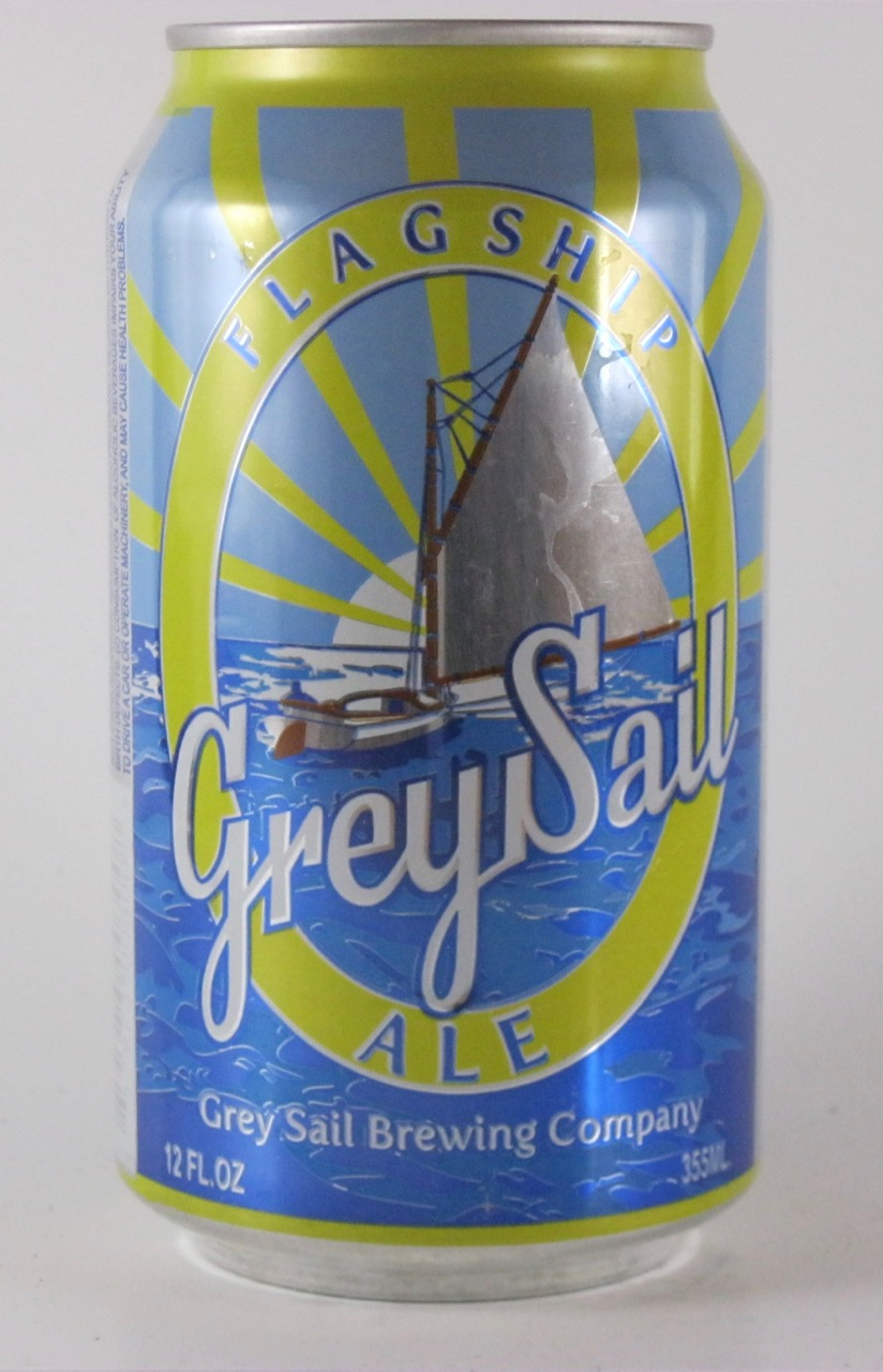 Grey Sail - Flagship Ale