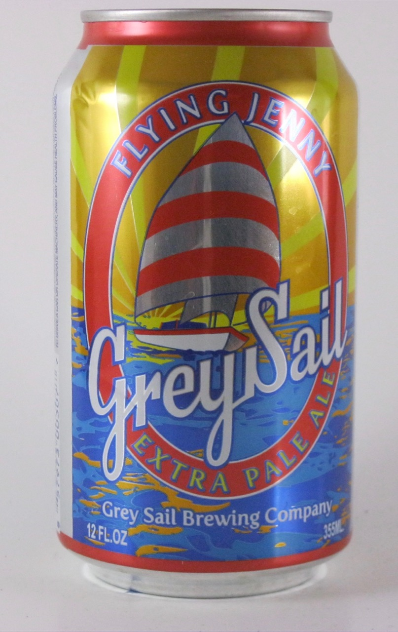Grey Sail - Flying Jenny Extra Pale Ale