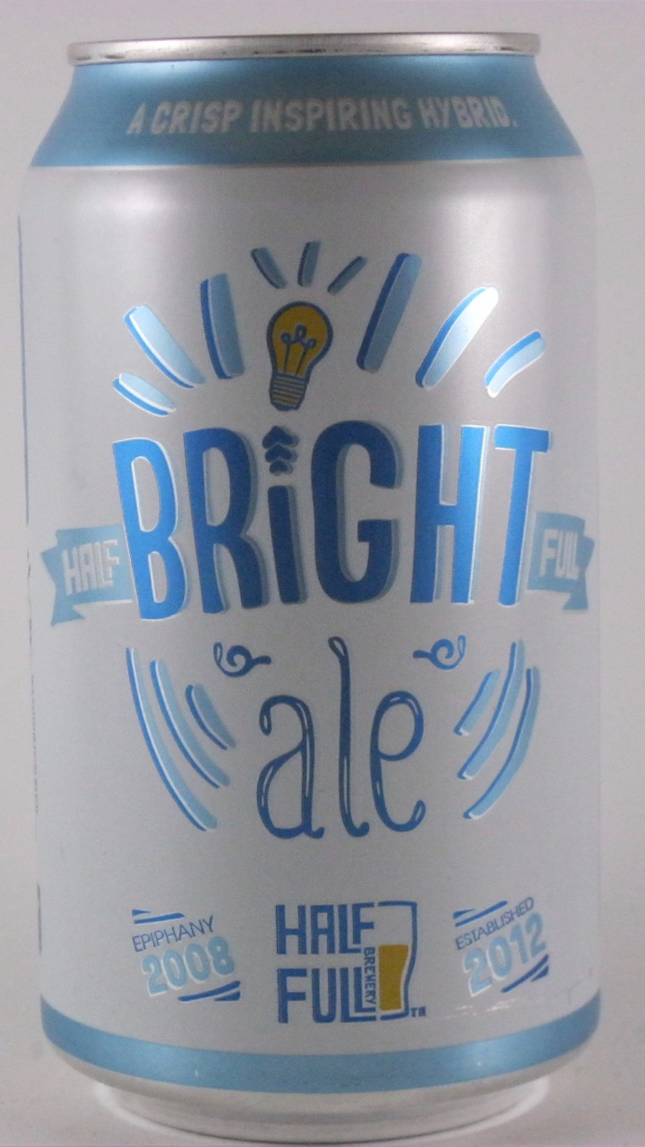 Half Full - Bright Ale