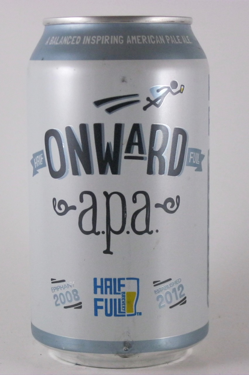 Half Full - Onward APA